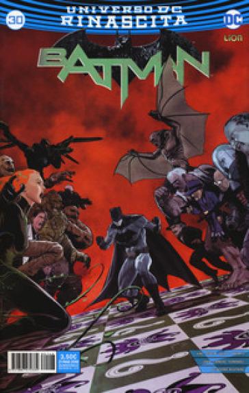 Rinascita. Batman. 30. - S. Visinoni pdf epub