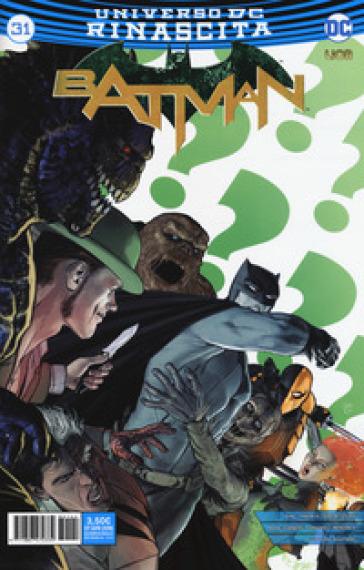 Rinascita. Batman. 31. - S. Visinoni | Rochesterscifianimecon.com