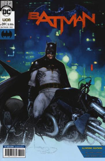 Rinascita. Batman. 39. - F. Delle Rupi | Jonathanterrington.com