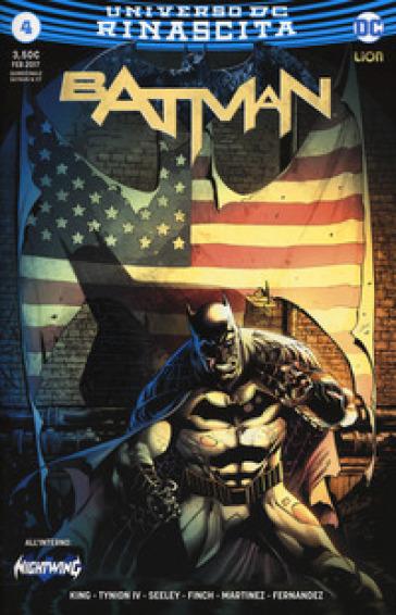 Rinascita. Batman. 4. - S. Visinoni | Rochesterscifianimecon.com