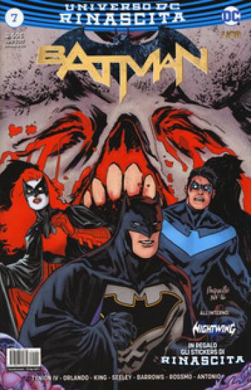 Rinascita. Batman. 7. - S. Visinoni   Rochesterscifianimecon.com