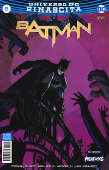 Rinascita. Batman. 9. - S. Visinoni   Rochesterscifianimecon.com