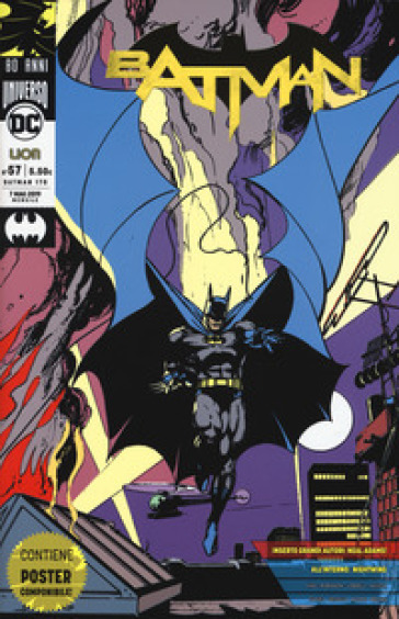 Rinascita. Batman. Ediz. jumbo - F. Delle Rupi |