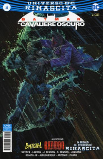 Rinascita. Batman. Il cavaliere oscuro. 5. - Scott Snyder   Thecosgala.com