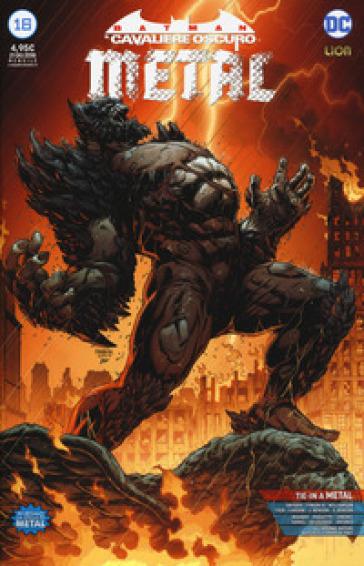 Rinascita. Batman. Il cavaliere oscuro. Variant. Con spilla. 16. - D. Mattaliano | Thecosgala.com