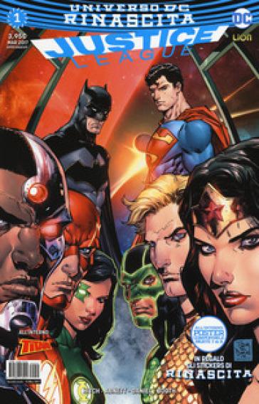 Rinascita. Justice League. 1. - D. Mattaliano  