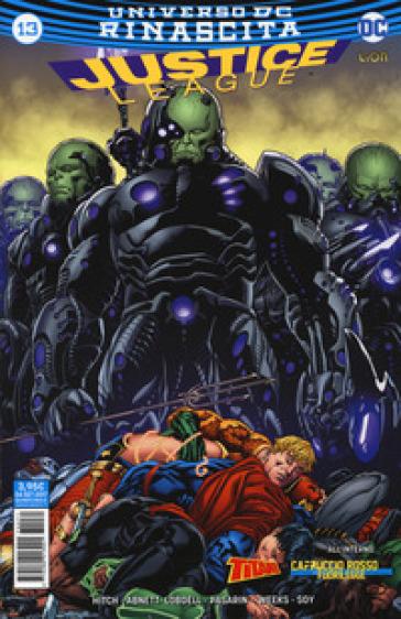 Rinascita. Justice League. 13.