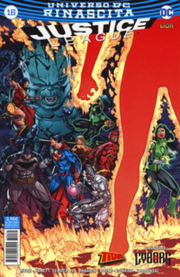 Rinascita. Justice League. 16. - D. Mattaliano |