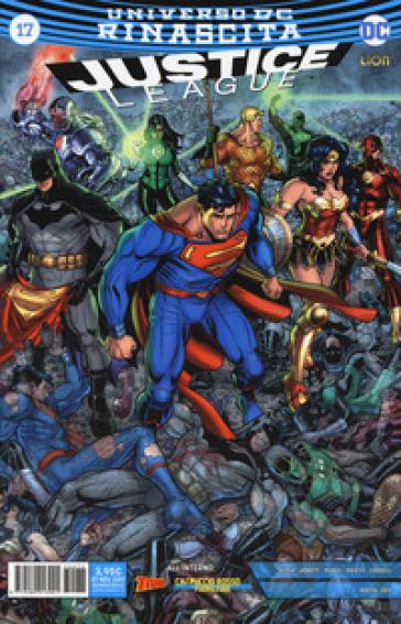 Rinascita. Justice League. 17. - Jeff Lemire  