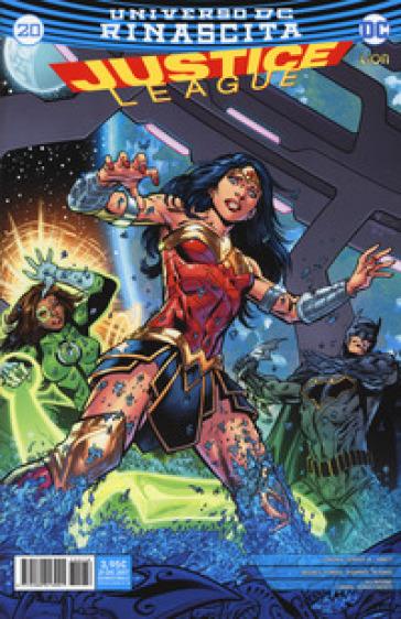 Rinascita. Justice League. 20. - D. Mattaliano |