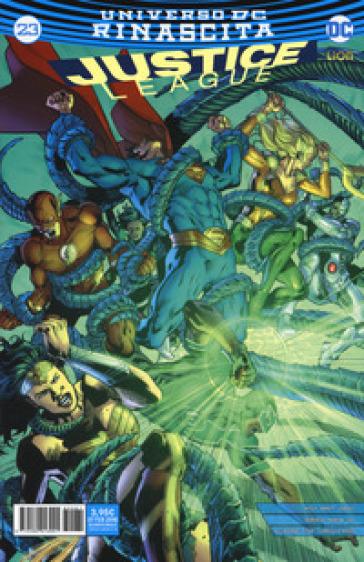 Rinascita. Justice League. 23. - D. Mattaliano  
