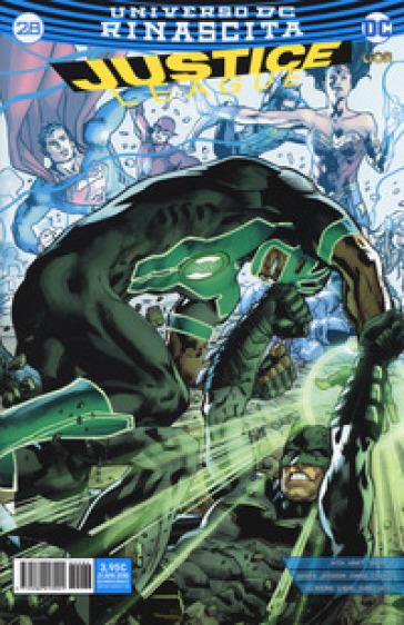 Rinascita. Justice League. 28. - D. Mattaliano |