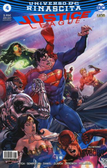 Rinascita. Justice League. 4. - D. Mattaliano |