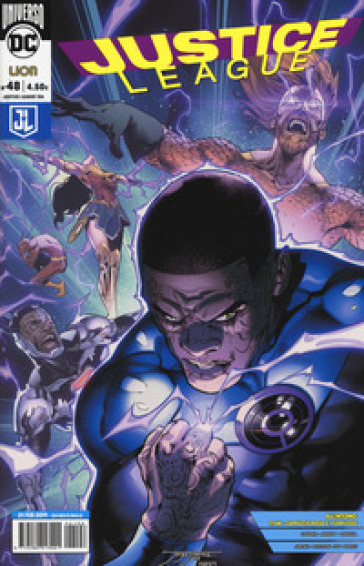 Rinascita. Justice League. 48. - A. Antonini | Thecosgala.com