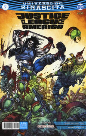 Rinascita. Justice League America. 7. - Dwayne McDuffie |