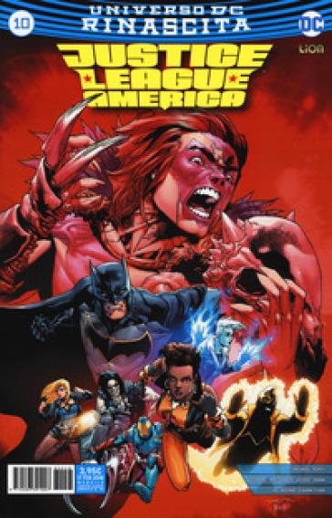 Rinascita. Justice League America. 10.