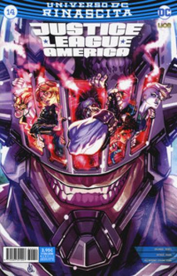 Rinascita. Justice League America. 14. - D. Mattaliano | Thecosgala.com