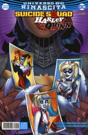 Rinascita. Suicide Squad. Harley Quinn. 20. - M. C. Farinelli | Rochesterscifianimecon.com