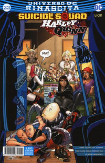 Rinascita. Suicide Squad. Harley Quinn. 22. - M. C. Farinelli | Rochesterscifianimecon.com