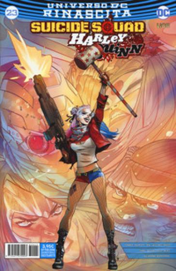 Rinascita. Suicide Squad. Harley Quinn. 23. -  pdf epub