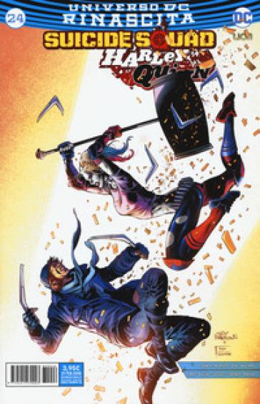Rinascita. Suicide Squad. Harley Quinn. 24. -  pdf epub
