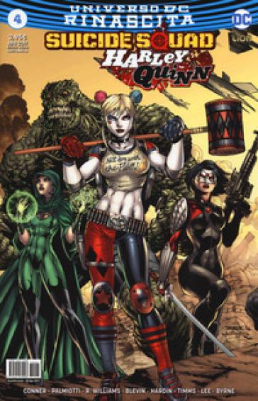 Rinascita. Suicide Squad. Harley Quinn. 4. - M. C. Farinelli | Jonathanterrington.com