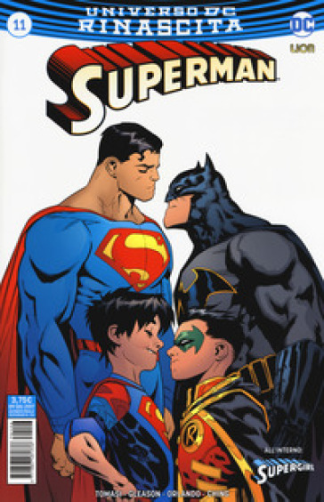 Rinascita. Superman. 11. - Peter J. Tomasi | Ericsfund.org