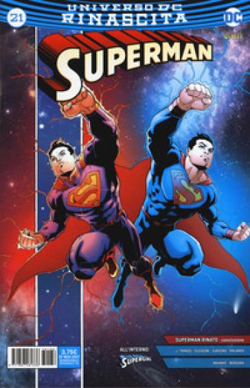 Rinascita. Superman. 21.