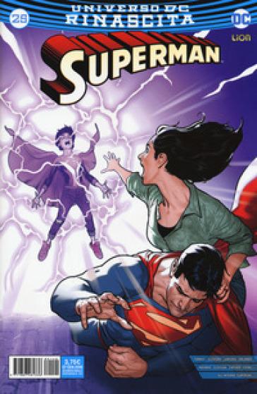 Rinascita. Superman. 25. - S. Formiconi | Rochesterscifianimecon.com