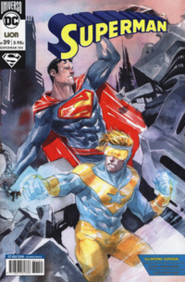 Rinascita. Superman. 39. - S. Formiconi   Thecosgala.com