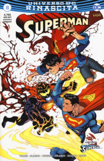 Rinascita. Superman. 5. - S. Formiconi   Ericsfund.org