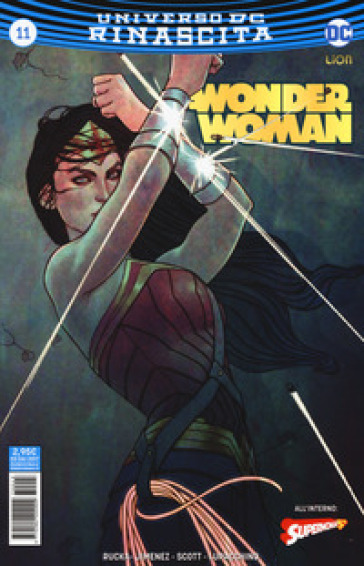 Rinascita. Wonder Woman. 11. - Phil Jimenez | Rochesterscifianimecon.com
