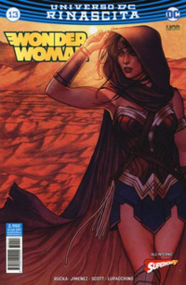 Rinascita. Wonder Woman. 13. - Greg Rucka   Rochesterscifianimecon.com