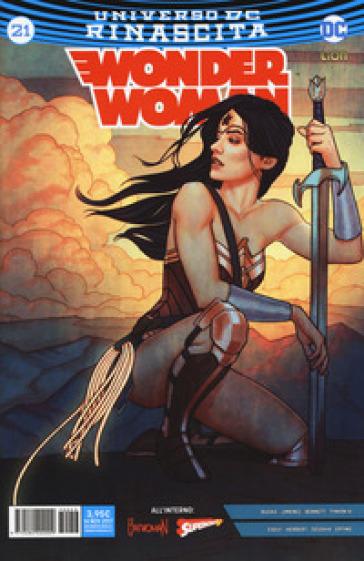 Rinascita. Wonder Woman. 21. - S. Formiconi |