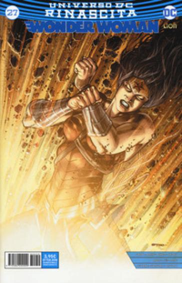 Rinascita. Wonder Woman. 27.