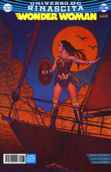 Rinascita. Wonder Woman. 33. - S. Scaramuzzi |