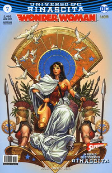 Rinascita. Wonder Woman. Con Adesivi. 7. - S. Formiconi |