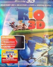 Rio (2 Blu-Ray)(+2D+DVD+digital copy)