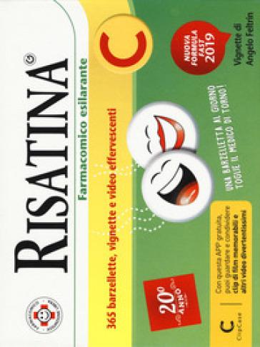 Risatina C 2019. Con app - A. Feltrin |