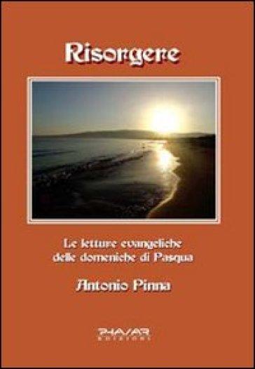 Risorgere. Le letture evangeliche delle domeniche di Pasqua - Antonio Pinna | Kritjur.org