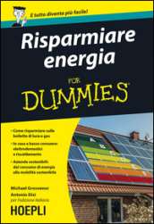 Risparmiare energia for Dummies