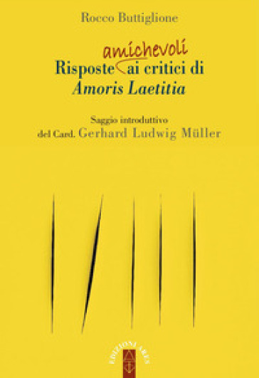 Risposte (amichevoli) ai critici di Amoris laetitia - Rocco Buttiglione   Rochesterscifianimecon.com