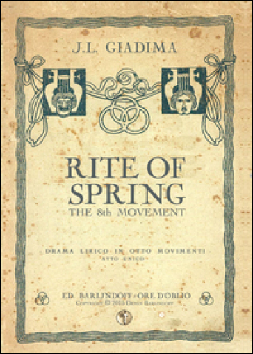 Rite of Spring, the 8th movement - J. L. Giadima  