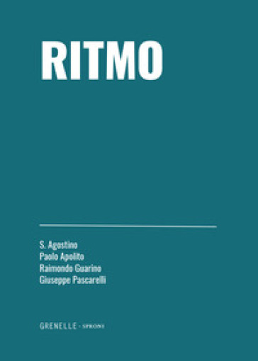 Ritmo - Paolo Apolito |