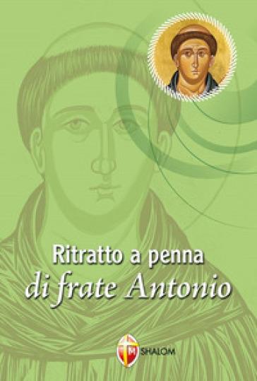 Ritratto a penna di frate Antonio - Bruno Giannini | Thecosgala.com