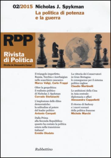 Rivista di politica (2015). 2.
