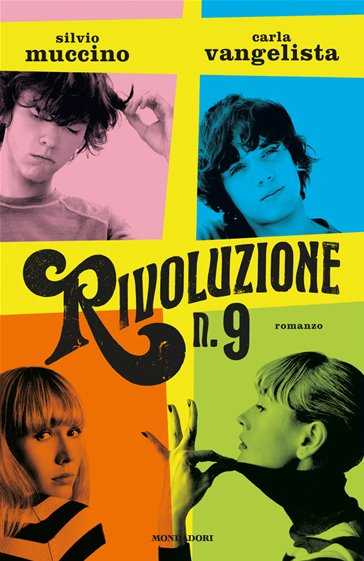 Rivoluzione n.9. Copia autografata - Silvio Muccino   Kritjur.org