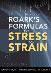 Roark's formulas for stress and strain