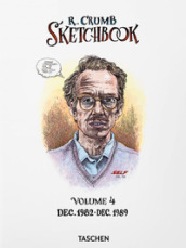 Robert Crumb. Sketchbook. 4: Dec. 1982-Dec. 1989