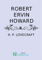 Robert Ervin Howard